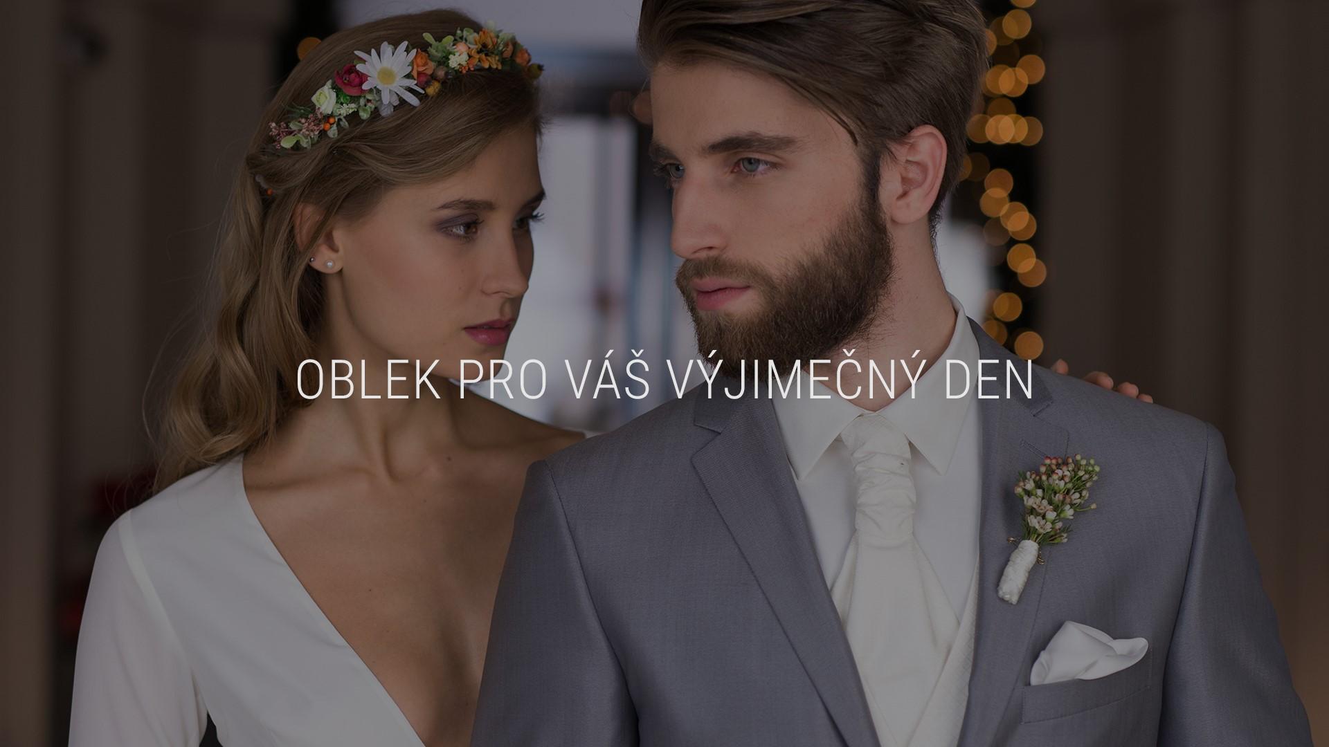 CZ Svatební oblek