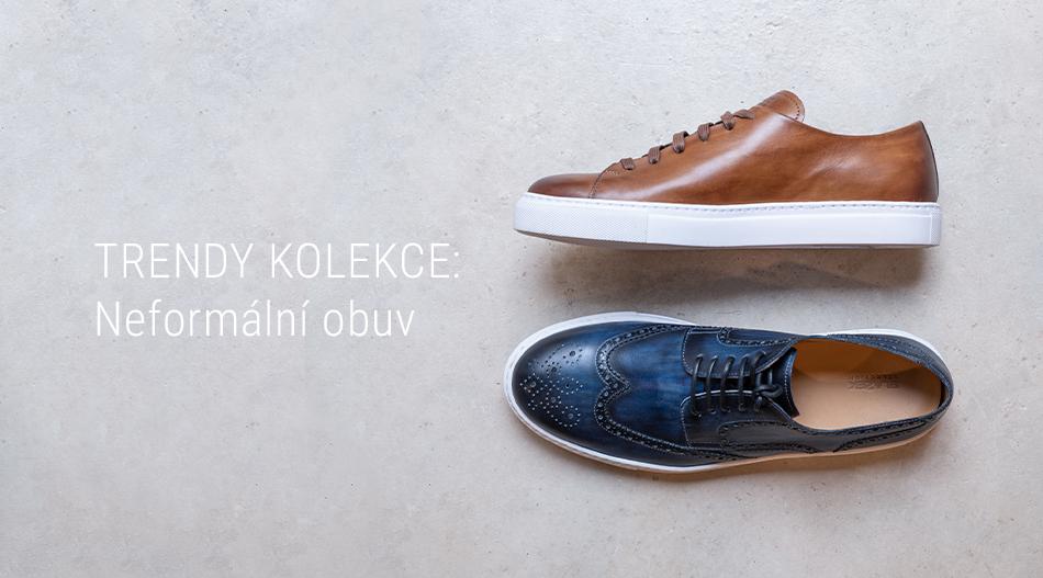 Trendy kolekce - Neformální obuv