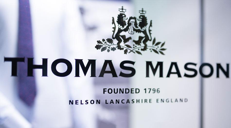 Britská tradice Thomas Mason, látky, které nosí i královská rodina