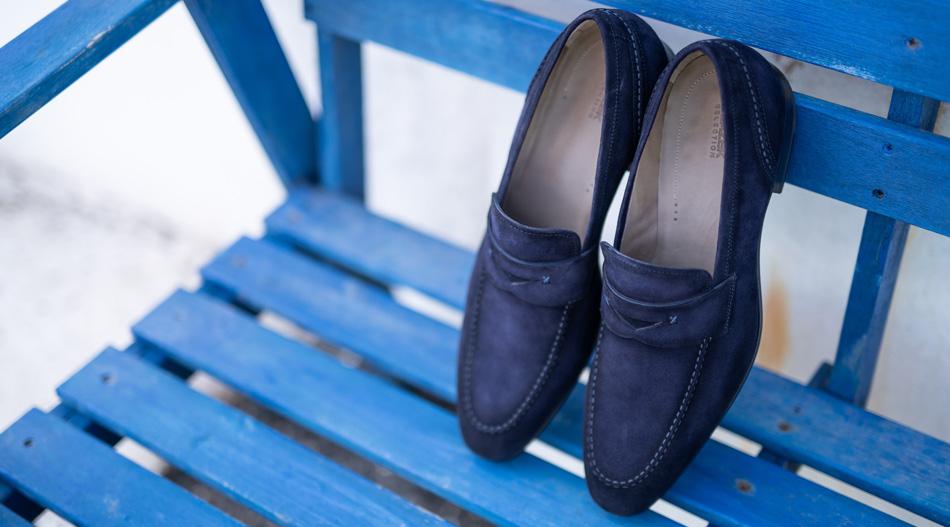 Jaké boty se hodí k obleku v létě?