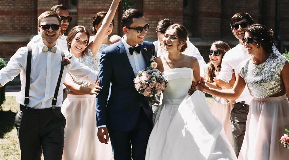 Jak vybrat svatební oblek?