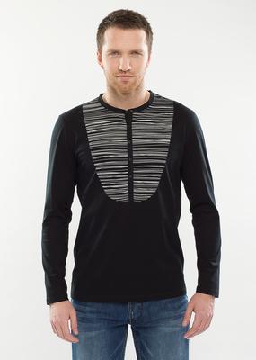 Pánské tričko  , barva černá