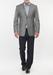Pánské sako formal regular, barva šedá