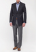 Pánské sako formal comfort, barva šedá