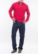 Pánské džíny Jeans comfort, barva modrá