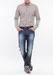Pánské džíny Jeans slim, barva modrá