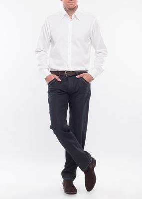 Pánská košile formal slim, barva bílá