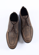 Pánská obuv Jeans , barva hnědá