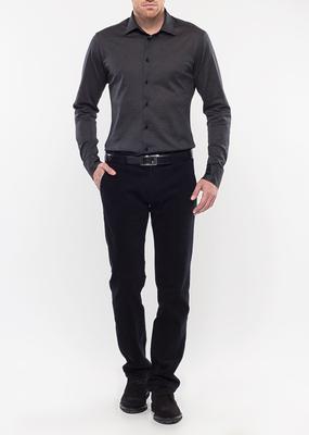 Pánská košile formal slim, barva šedá
