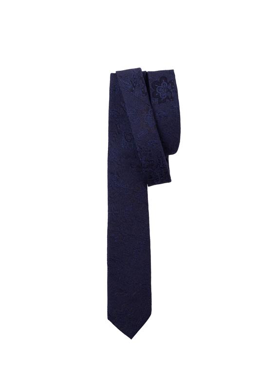 Pánská kravata formal , barva vínová