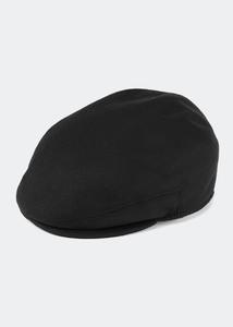 Pánská čepice formal regular, barva černá
