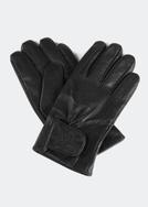 Pánské rukavice formal regular, barva černá
