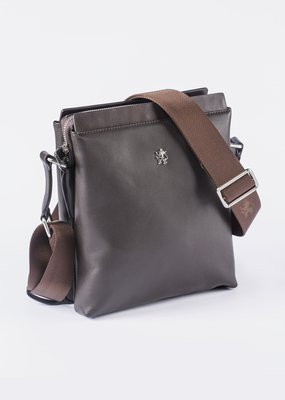 Pánská taška formal , barva hnědá