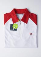 Pánské tričko golf , barva bílá