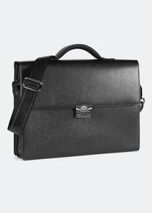 Pánská taška  , barva černá