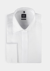 Pánská košile formal regular, barva šampaň