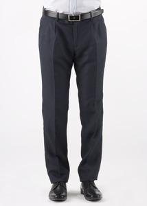 Pánské kalhoty  informal regular, barva modrá