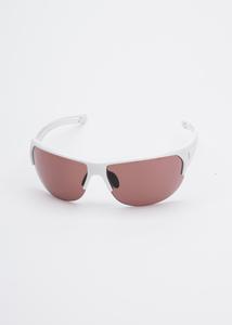 Sluneční brýle sport regular, barva bílá