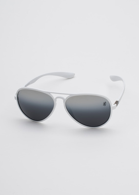 Sluneční brýle informal regular, barva bílá