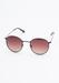 Sluneční brýle informal regular, barva šedá, černá