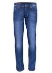 Kalhoty  Blažek Jeans regular, barva modrá