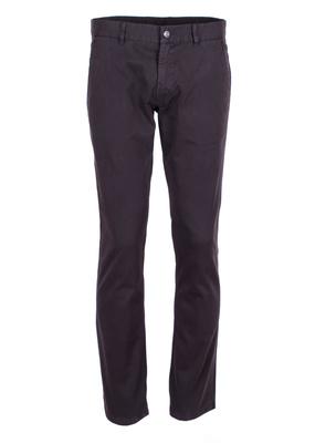 Kalhoty  Blažek Jeans slim, barva hnědá