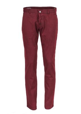 Kalhoty  Blažek Jeans regular, barva vínová