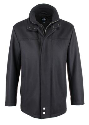 Plášť formal regular, barva černá