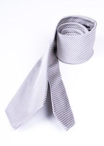 Kravata formal slim, barva černá