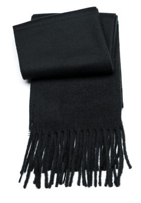 Šála formal , barva černá