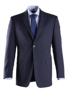 Sako formal regular, barva modrá
