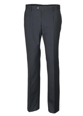 Kalhoty  formal regular, barva černá