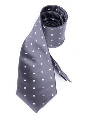 Kravata formal , barva šedá