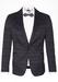 Pánské sako formal slim, barva černá