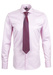 Pánská košile formal regular, barva růžová