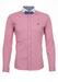 Pánská košile Blažek Jeans regular, barva růžová