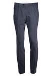 Pánské kalhoty  informal regular, barva šedá