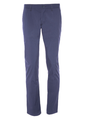 Pánské kalhoty sport regular, barva modrá