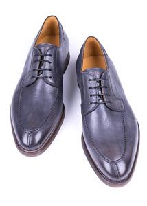Obuv formal , barva šedá