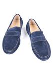 Obuv Blažek Jeans , barva modrá