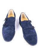 Obuv informal , barva modrá