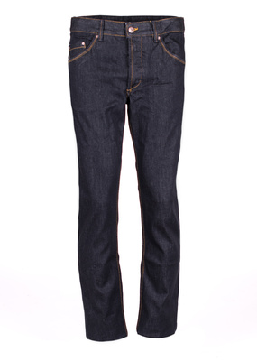 Pánské kalhoty  regular, barva černá