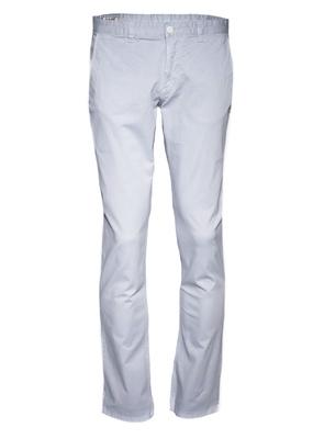 Pánské kalhoty Blažek Jeans regular, barva šedá