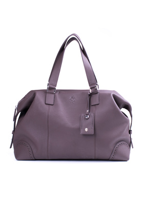 Pánská kožená taška formal , barva hnědá