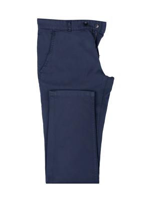 Pánské kalhoty Blažek Jeans slim, barva modrá
