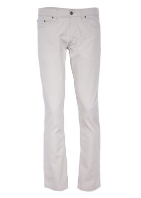 Pánské kalhoty Blažek Jeans , barva béžová