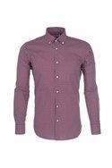 Pánská košile Blažek Jeans , barva červená