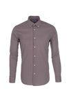 Pánská košile Blažek Jeans , barva hnědá