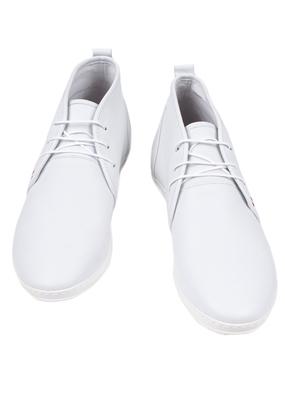 Obuv  , barva bílá