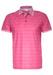 Polo triko informal regular, barva růžová